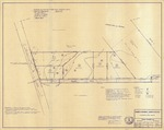 Plan of King's Highway Subdivision, Foreside Road and Powell Road, Cumberland, Maine, 1974