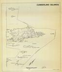 Plan of Islands, Cumberland, Maine, 1988