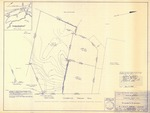 Plan of Property of Elizabeth H. Johnson, Foreside Road, Cumberland, Maine, 1978