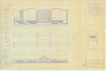 Plan of Towne Square Shopping Center, Tuttle Road, Cumberland, Maine, 1972
