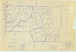 Plan of Greely Woods, Greely Road Extension and Oak Ridge Road, Cumberland, Maine, 1977