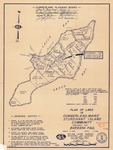 Plan of Sturdivant Island Community, Cumberland, Maine, 1984