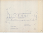 Plan of Property for Robert Craig, Foreside Road and Starboard Lane, Cumberland, Maine, 1985