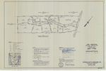 Plan of the Edes Subdivision, Greely Road, Cumberland, Maine, 1986