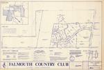 Plan of Falmouth Country Club, Winn Road, Cumberland, Maine, 1986