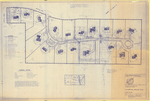 Plan of Meadow Lane Subdivision, Tuttle Road and Meadow Way, Cumberland, Maine, 1987