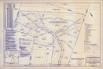 Plan of Windy Knolls, Greely Road and Mere Wind Drive, Cumberland, Maine, 1987