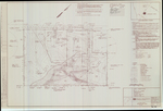 Plan of Bruce Hill Farms, Bruce Hill Road, Cumberland, Maine, 1988