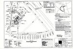 Plan of West Cumberland Business Park, Blackstrap Road, Cumberland, Maine, 2011