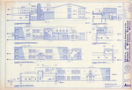 Plan of Additions and Alterations to Mabel I. Wilson School, Revision 2 Vol. 1, Tuttle Road, Cumberland, Maine, 1993