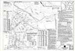 Plan of Stonegate Estates, Blanchard Road Extension, Cumberland, Maine, 1999