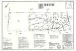 Plan of Sunnyfield Farm, Blanchard Road, Cumberland, Maine, 1997