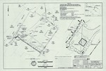 Plan of Local Distribution Hub, Time Warner Cable, Bruce Hill Road, Cumberland, Maine, 2004