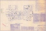 Plan of Cumberland Town Hall As Built, Tuttle Road, Cumberland, Maine, 1997