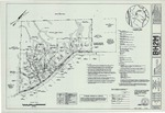 Plan of Valley Road Cluster Subdivision, Valley Road, Cumberland, Maine, 1997
