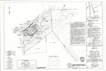 Survey and Site Plan of Expert Lawn & Landscape, Gray Road, Cumberland, Maine, 2002