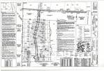 As Built Plan of Foxes Gore, Goose Pond Road, Cumberland, Maine, 2009