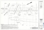 Plan of Middle Road Water Main Extension, Middle Road, Cumberland, Maine, 2010