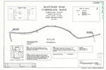 Plan of Blanchard Road Roadway Improvements Project, Cumberland, Maine, May 2013