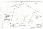 Plan of Property of Richard L. Doane, Main Street, Cumberland, Maine, 1989