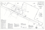 Foundation and Elevation Plans of Rockwood Condominium Complex, Route 1, Cumberland, Maine, 2005