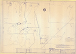 Mechanical Plan for Val Halla Country Club, Val Halla Road, Cumberland, Maine, 1995