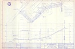 Plan of SAD #51 Sewer Contract 5, Cumberland, Maine, 1984