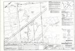 Existing Conditions Plan of Autumn Ridge Subdivision, Orchard Road, Cumberland, Maine, 2005