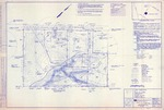 Plan of Bruce Hill Farms, Cumberland, Maine, 1988