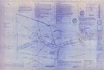 Plan of Conifer Ridge Road, Cumberland, Maine, 1988.