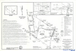 Boundary Survey Map of Cranberry Lane, Cumberland, Maine, 2005