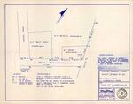 Standard Boundary Survey of Cross Road, Cumberland, Maine, 1989