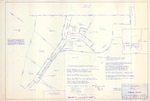 Plan of Fairwind Lane, Cumberland, Maine, 1984