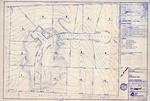 Plan of Fox Run Subdivision, Cumberland, Maine, 1983