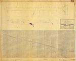 Plan of Hallmark Road, Cumberland, Maine, 1965