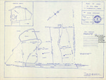 Plan of Land on Mill Road, Cumberland, Maine, 1983