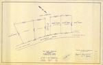 Plan of the Leroy Stratton Property on Methodist Road, Cumberland, Maine, 1973