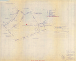 Plan of Morrison Hill Acres, Route 100 and Methodist Road, Cumberland, Maine, 1983