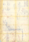 Plan of Paving of Parking Lot and Access Roads for SAD No. 51, Cumberland, Maine, 1972