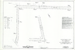 Standard Boundary Survey for Town of Cumberland of Range Road and Bruce Hill Road, Cumberland, Maine, 2000