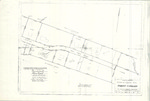 Plan of Property on Sea Cove Road, Cumberland, Maine, 1957