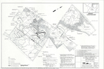 Overall Site Plan of Twin Brook Recreation Area, 2007 Improvements, Tuttle Road, Cumberland, Maine, 2007