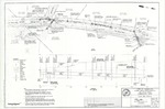 Plan and Profile of Storm Drain Improvements, Val Halla Road, Cumberland, Maine, 2008