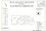 Old Colony Estates Subdivision, Cumberland, Maine, 2002