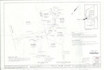 Plan of Proposed Driveway Easement, Willow Lane, Cumberland Center, Maine, 2013
