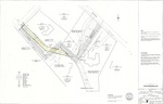 Plan of Drainage and Sewer Easements, Ferne Lane and Ebb Tide Drive, Cumberland, Maine, 2012