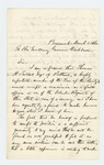 1862-03-01 Judge William G. Barrows and others recommend Thomas H. Talbot, Esq. for commission as field officer by William G. Barrows, Charles Gilman, Isaac Lincoln, Thomas Upham, William Smyth, and A. C. Robbins