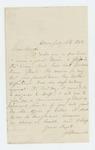1862-07-13 J.E. Bennoch requests a commission by J. E. Bennoch