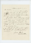 1862-09-17  W. W. Winton recommends Cassius Roberts for a commission