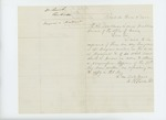 1862-12-08  Dr. Albert R. Lincoln requests a commission as surgeon